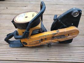Partner 650k petrol disc cutter