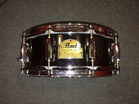 Pearl Chad Smith Signature Snare Drum, like new.