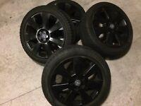 Vauxhall alloy wheels 17/45/215