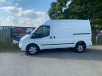 2013 Ford Transit Medium Roof Van Limited TDCi 155ps Panel Van Diesel Manual