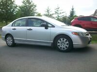 2006 Honda Civic Sedan - certified and e-tested
