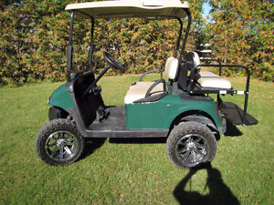 Wow special great deal for a 2014 custom cart