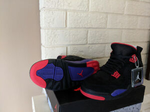 Air Jordan 4 Raptors Size 11