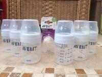 Avent Baby Bottles 4oz