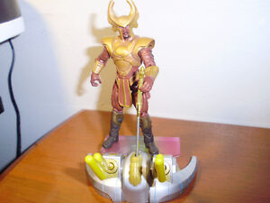 Thor the Mighty Avenger Heimdall Asgard Defender 10 cm. for Sale Cambridge Kitchener Area image 2