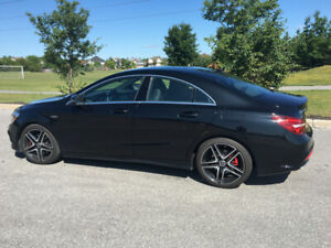 2018 MERCEDES-BENZ CLA2504MATIC  (AMG PACKAGE) LEASE TAKEOVER