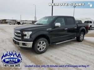 2015 Ford F-150 Lariat   - Navigation - 360 Camera