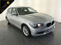 2014 64 BMW 118D SE 5 DOOR HATCHBACK DIESEL 1 OWNER BMW SERVICE HISTORY FINANCE