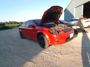 2005 Cobalt ss supercharged for parts