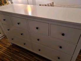 Ikea hemnes chest of drawers
