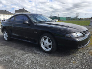 1997 Ford Mustang Coupé (2 portes)