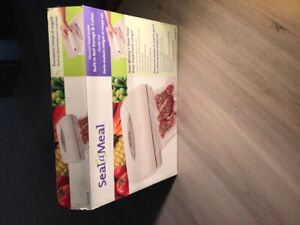 Scelleuse d'emballage sous vide Seal a Meal