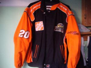Tony Stewart # 20 2005 Racing Coat & Extras