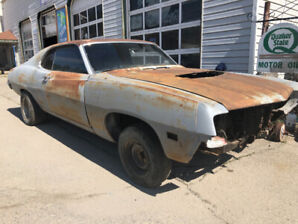 1971 Ford Torino plus variety of vehicles for sale!