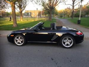 Porsche Boxter 2008 décapotable à vendre