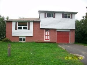 3 Bedroom House with Garage Available October 1st