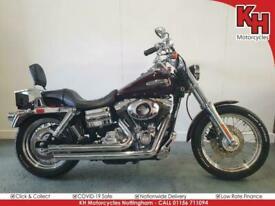 Harley Davidson Super Glide - 2007 - Warranty + MOT