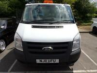 Ford Transit 350 Single Cab Tipper