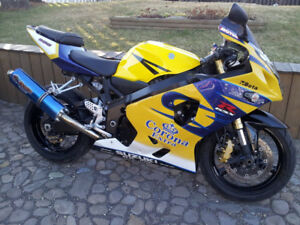 2005 Suzuki GSX-R 600