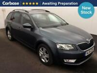 2015 SKODA OCTAVIA 1.6 TDI CR SE 5dr Estate