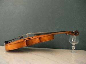Vintage Hopf Violin 4/4 size Kitchener / Waterloo Kitchener Area image 4