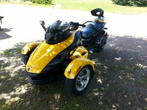 2009 Spyder - low mileage