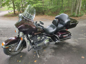 2006 Harley Davidson FLHTC Classic Touring