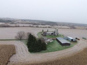 200 Acre Farm - 5 Bdrm House, Barn & Out-buildings London Ontario image 2