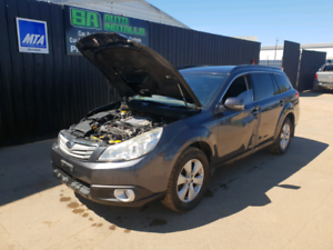 WRECKING 2010 DIESEL OUTBACK. MOST PARTS AVAILABLE. SA AUTO SPARE