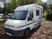 **Deposit Taken**Autocruise Starfire 1999 2 Berth End Kitchen Motorhome