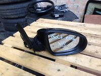 Vw golf mk6 drivers side mirror