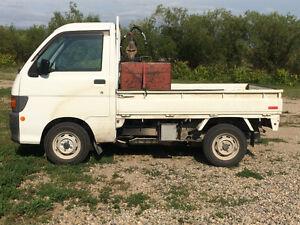 Suzuki minitruck