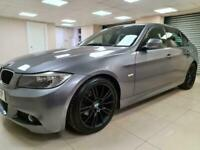 BMW 3 Series 2.0 318d M Sport Business Edition Grey DIESEL WARRANTY 12 MONTH MOT