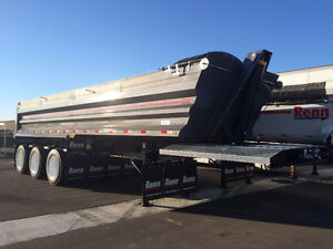 RENN End Dump Trailer - TA21516- PRICED TO CLEAR!