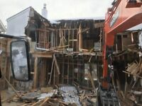 Demolition, excavation and ground thaw services Calgary
