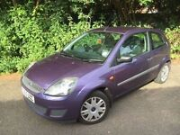 2007 Ford Fiesta Style 1.2i - Low Miles - Service History - MOT May 2017