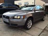 VOLVO S40 1.6 PETROL LOW MILAGE 12 months MOT HPI CLEAR