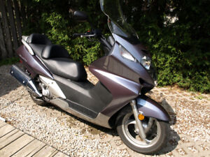 2007 Honda Silver Wing Scooter