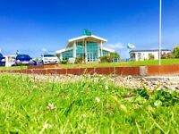Static Caravan on East Coast of Yorkshire situated near a sea side town, Withernsea near Hornsea