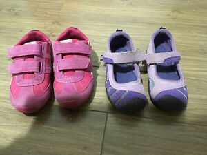 Peddled size 30 kids shoes