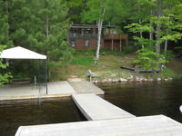 Kawartha Cottage Rental - Beautiful Clean Lake