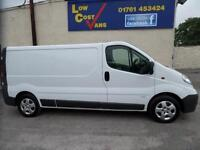 Vauxhall Vivaro 2900 Cdti Lwb Air Con 2.0 5dr Panel Van