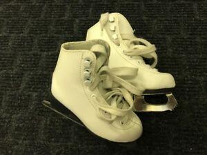 Kid's Figure Skates (toddler size 8)