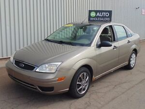 2005 Ford Focus ZX4 THIS WHOLESALE CAR WILL BE SOLD AS TRADED...