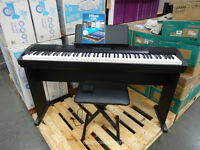 Casio Piano CDP-220R & Stand & Pedal & bench-88 weighted keys