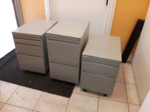 Under Desk Filing Cabinets, Pedestals