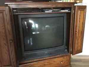 Matching Coffee Table and Entertainment Centre Peterborough Peterborough Area image 4