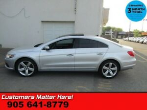 2012 Volkswagen CC Highline  NAV PANO-ROOF LEATH 2X-P/SEAT MEM H