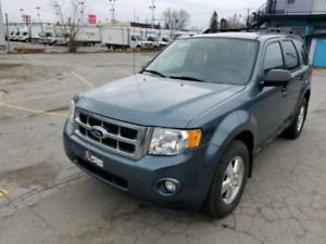 Ford escape 2011 xlt 4x4 full option 145000km