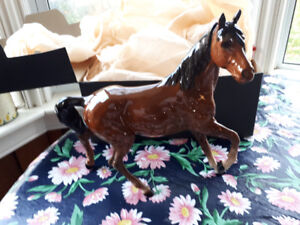 Beswick Horse-Vintage Still in Box-Horse Lover Christmas Gift!